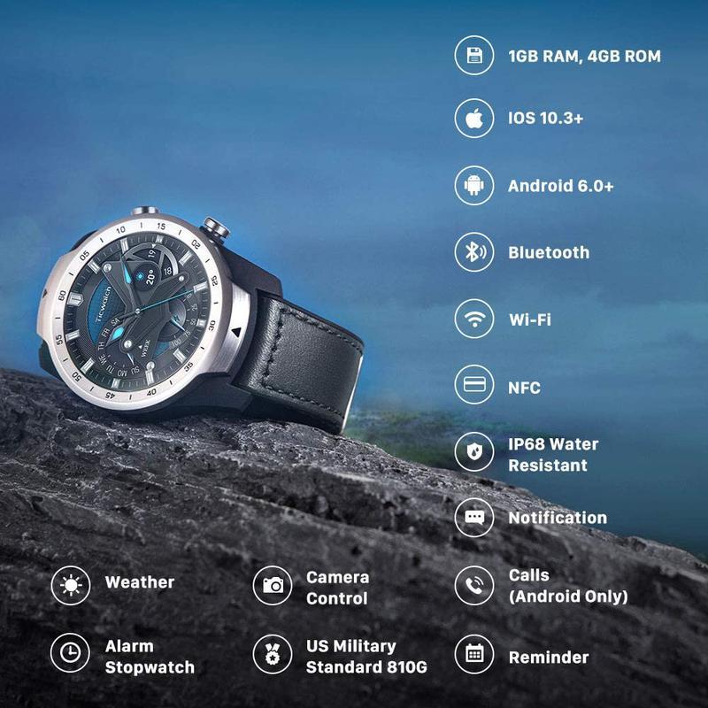 Imagen de Ticwatch Pro 3 número 2