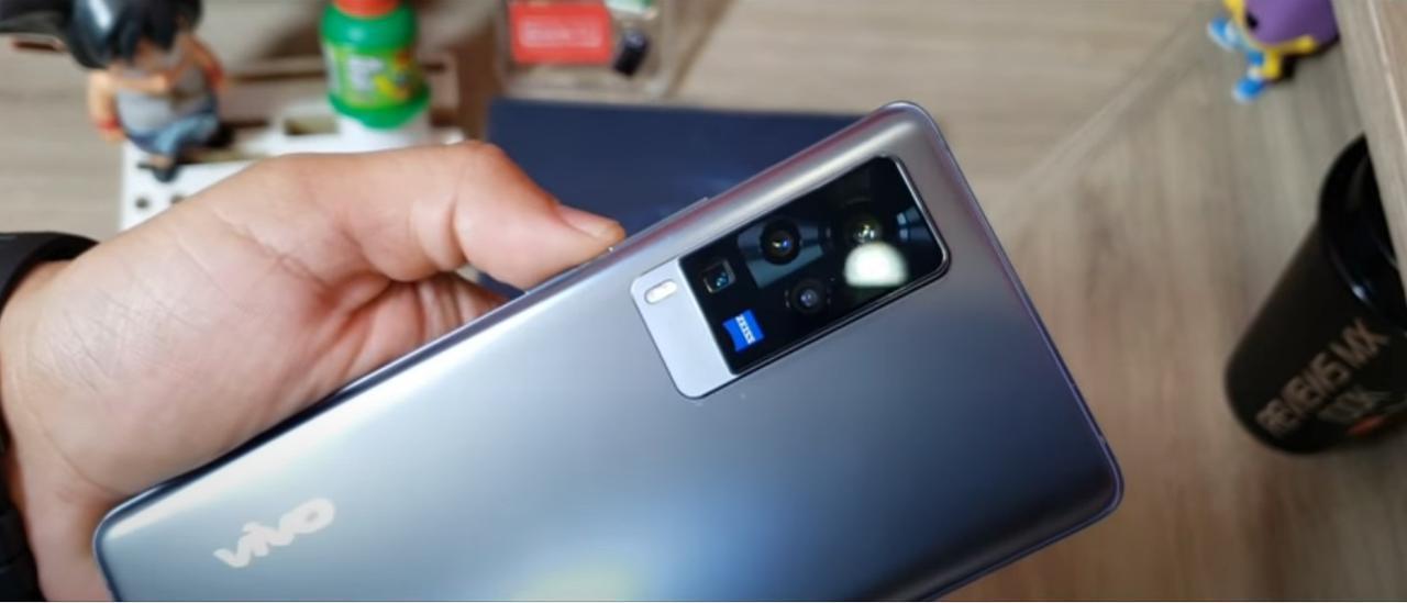 Presentación sobre Vivo X60 Pro