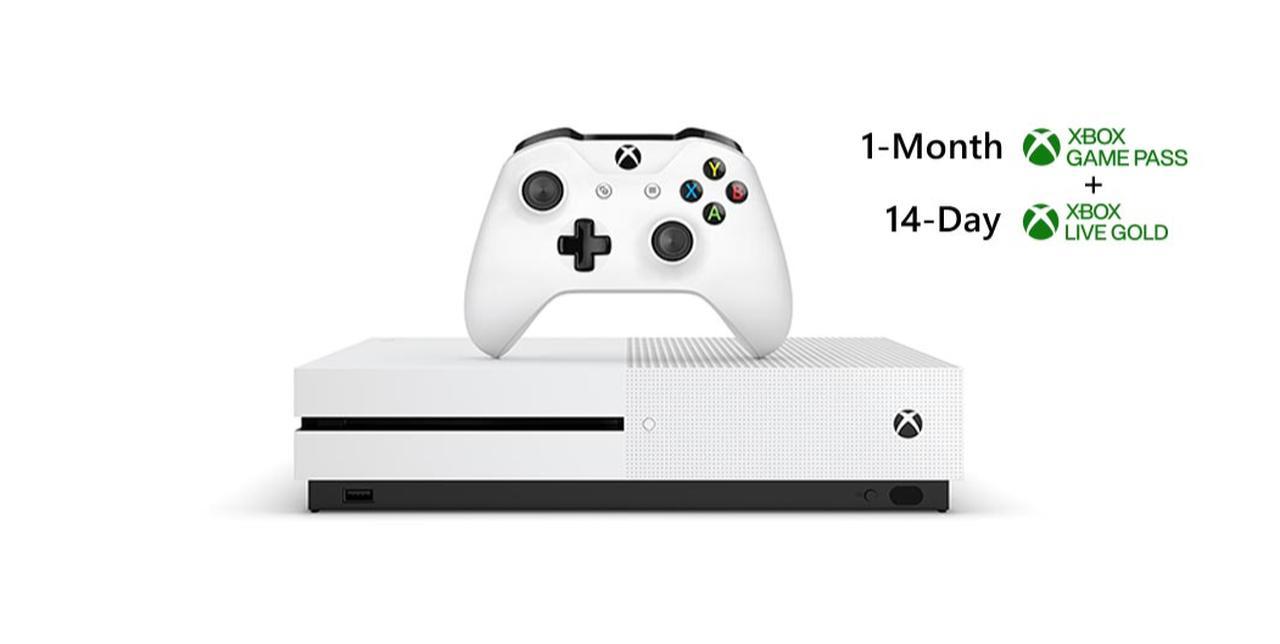 Presentación sobre Xbox One S