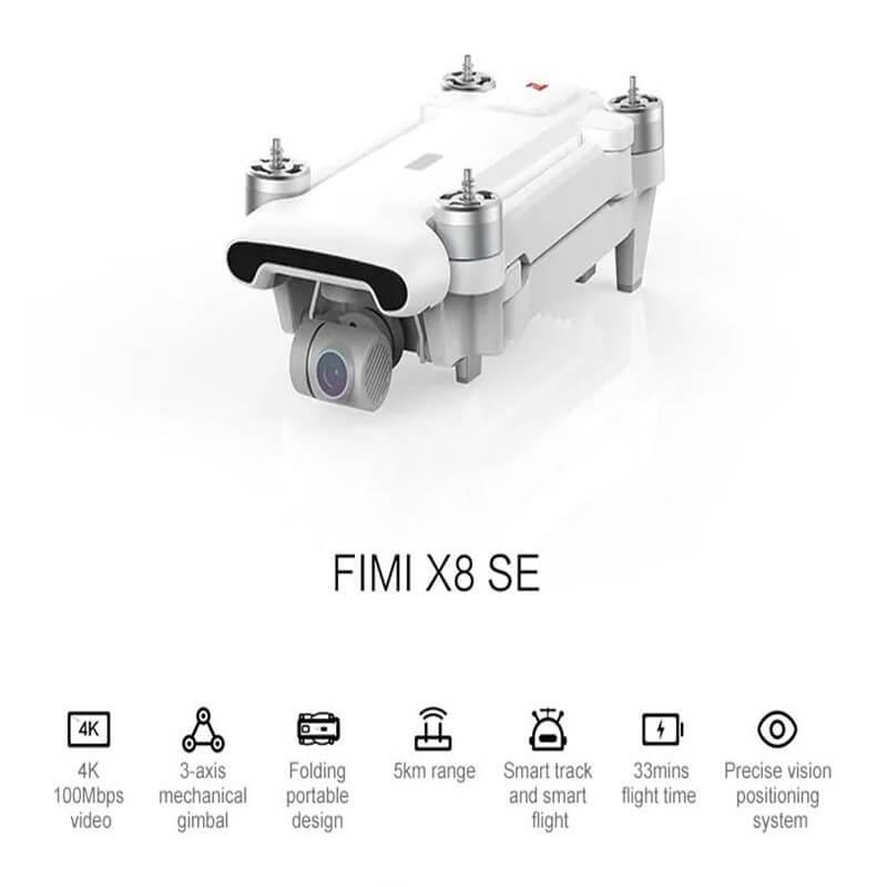 Imagen de Xiaomi Fimi X8 SE número 1
