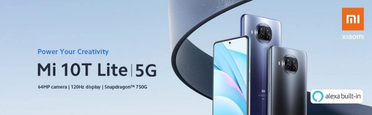 Presentación sobre Xiaomi Mi 10T Lite 5G