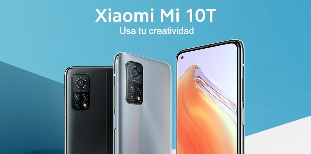 Presentación sobre Xiaomi Mi 10T