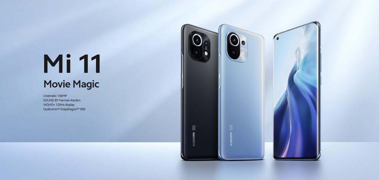 Presentación sobre Xiaomi Mi 11