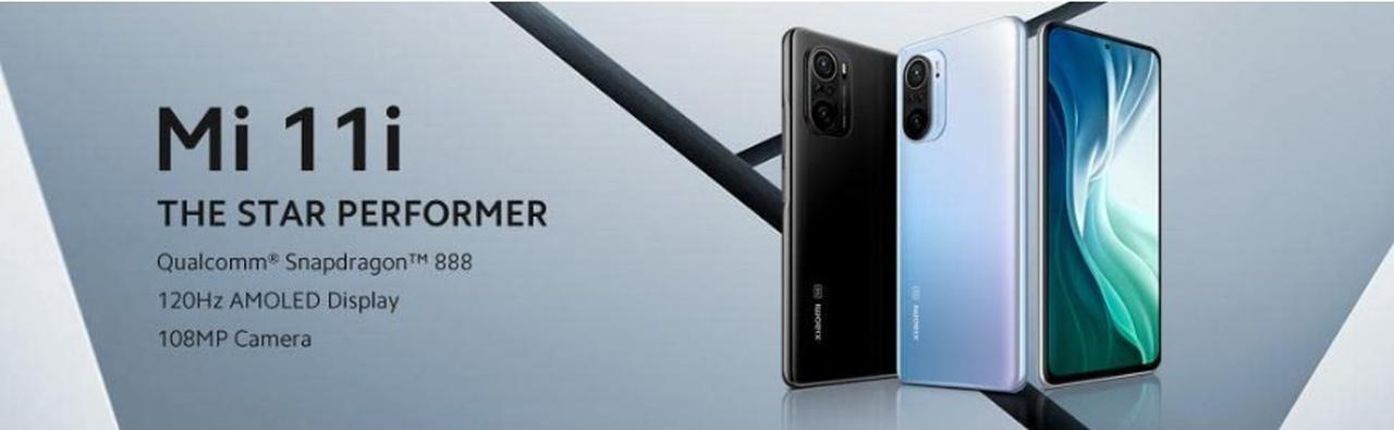 Presentación sobre Xiaomi Mi 11i 5G