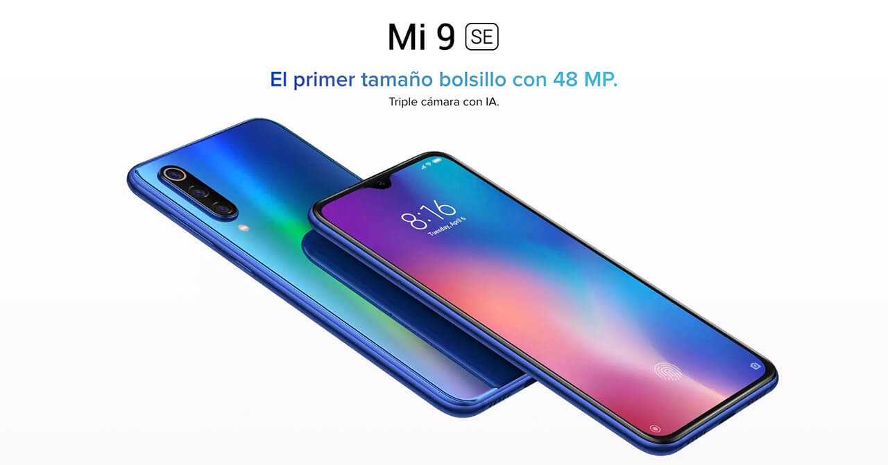 Presentación sobre Xiaomi Mi 9 SE