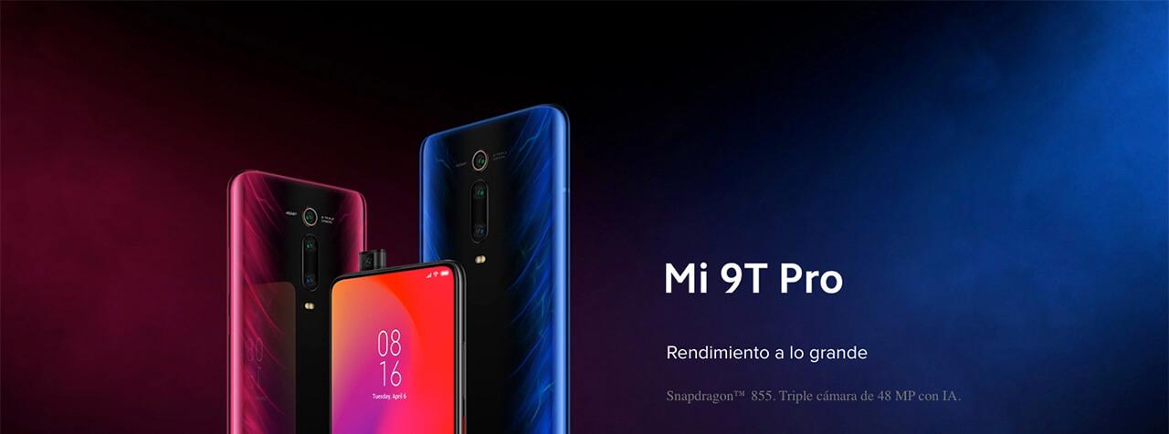 Presentación sobre Xiaomi Mi 9T Pro