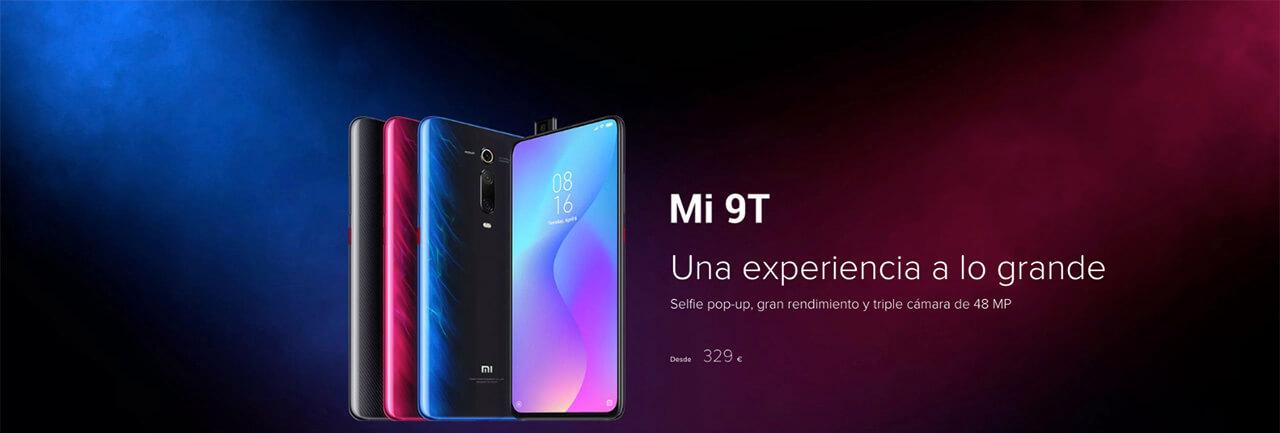 Presentación sobre Xiaomi Mi 9T
