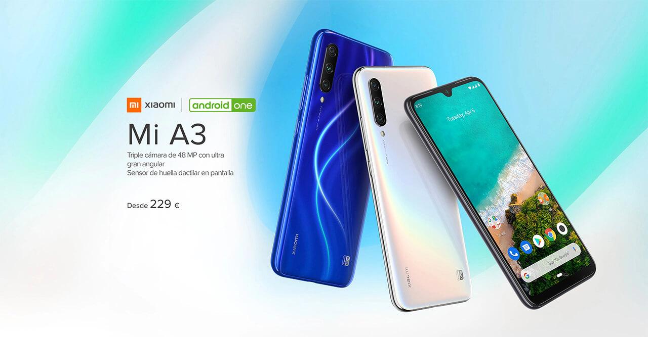 Presentación sobre Xiaomi Mi A3