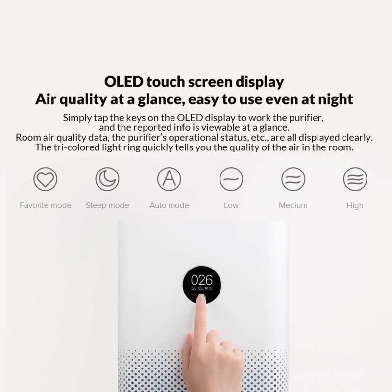 Imagen de Xiaomi Mi Air Purifier 3H número 2