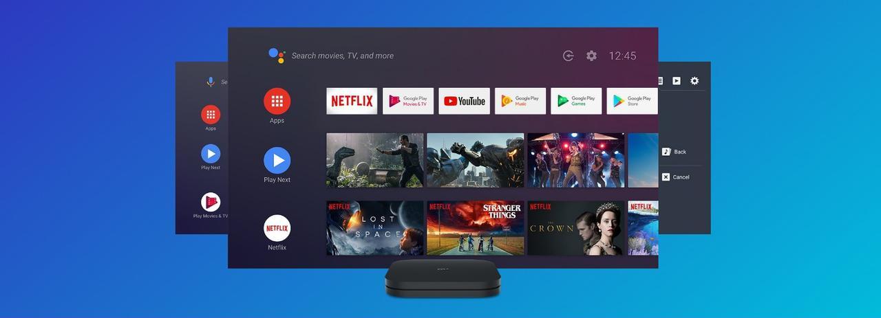 Presentación sobre Xiaomi Mi Box S