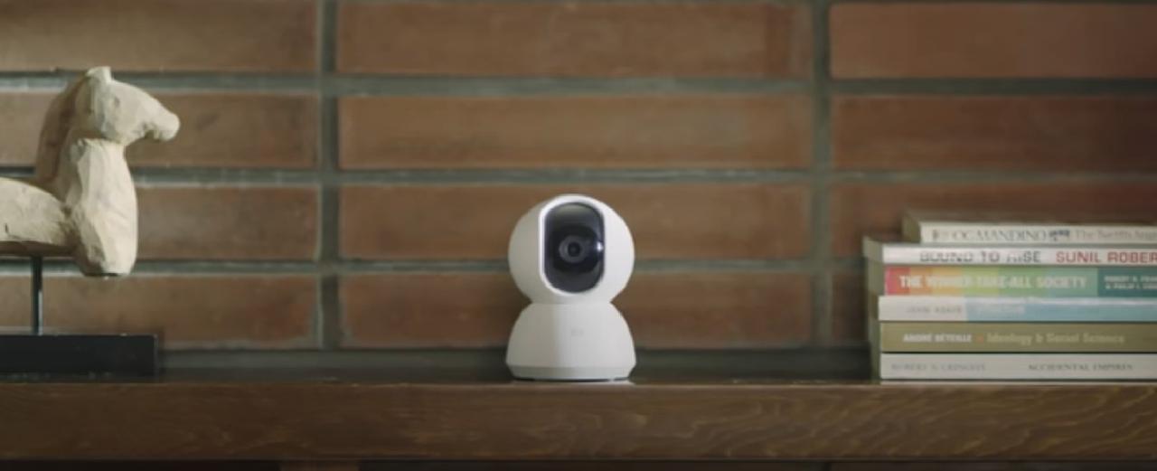 Presentación sobre Xiaomi MI Home Security Camera 360°