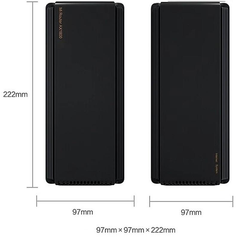 Imagen de Xiaomi Mi Router AX1800 número 2