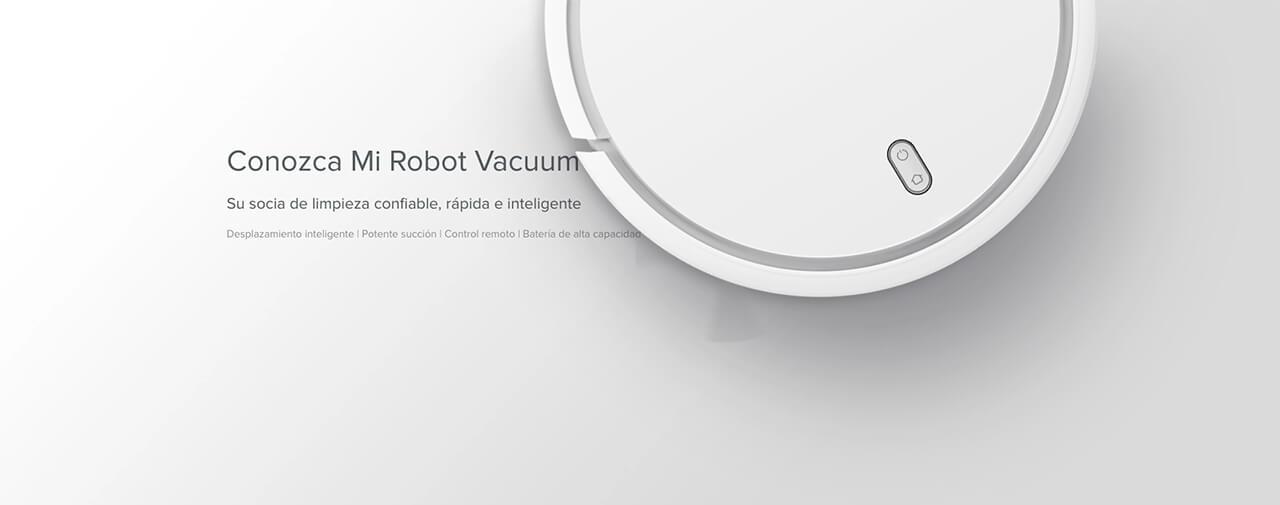 Presentación sobre Xiaomi Mi Vacuum 1