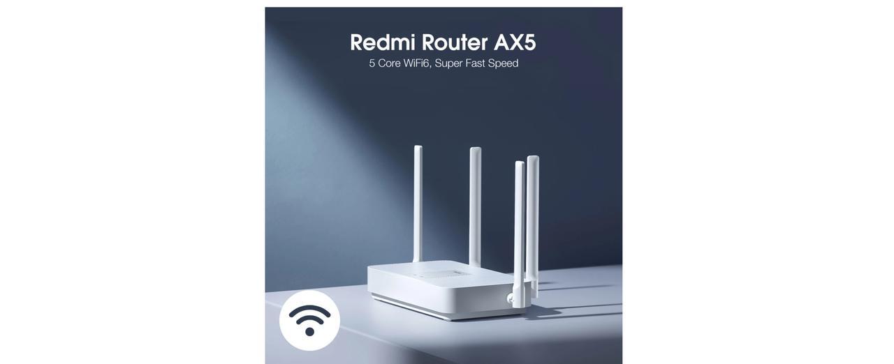 Presentación sobre Xiaomi Redmi AX5