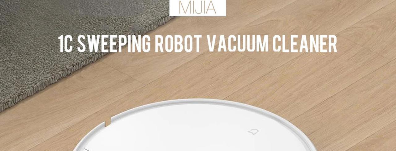 Presentación sobre Xiaomi Vacuum Mijia 1C