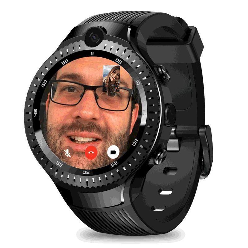 Dónde comprar Zeblaze THOR 4 Smartwatch Cámara Dual