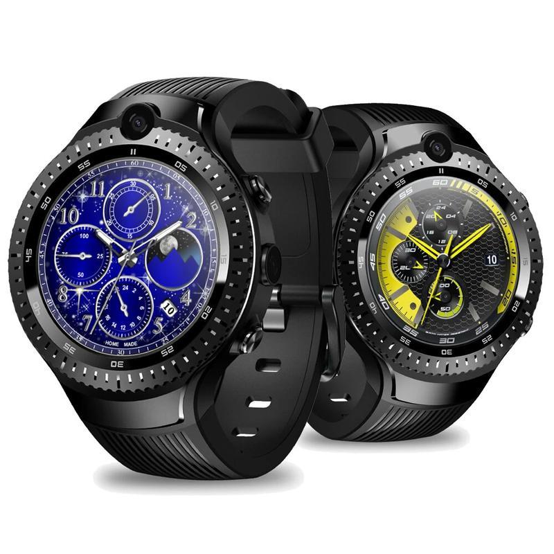 Imagen de Zeblaze THOR 4 Smartwatch Cámara Dual número 1