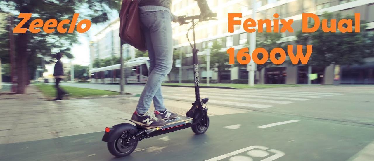 Presentación sobre Zeeclo Fenix Dual 1600W